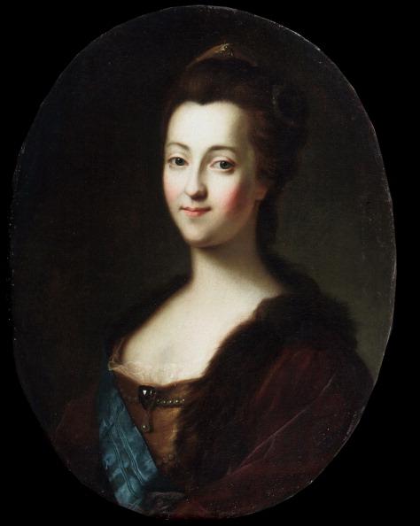 Retrato de Catalina II