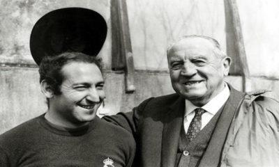 40 años sin Don Santiago Bernabéu