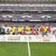 Las leyendas del Real Madrid ganaron el Corazón Classic Match