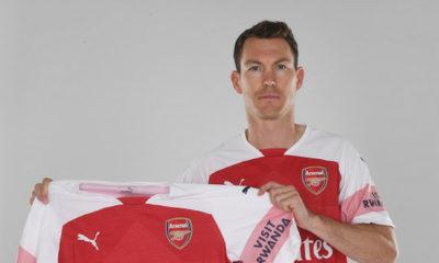 Arsenal anuncia fichaje de Lichtsteiner