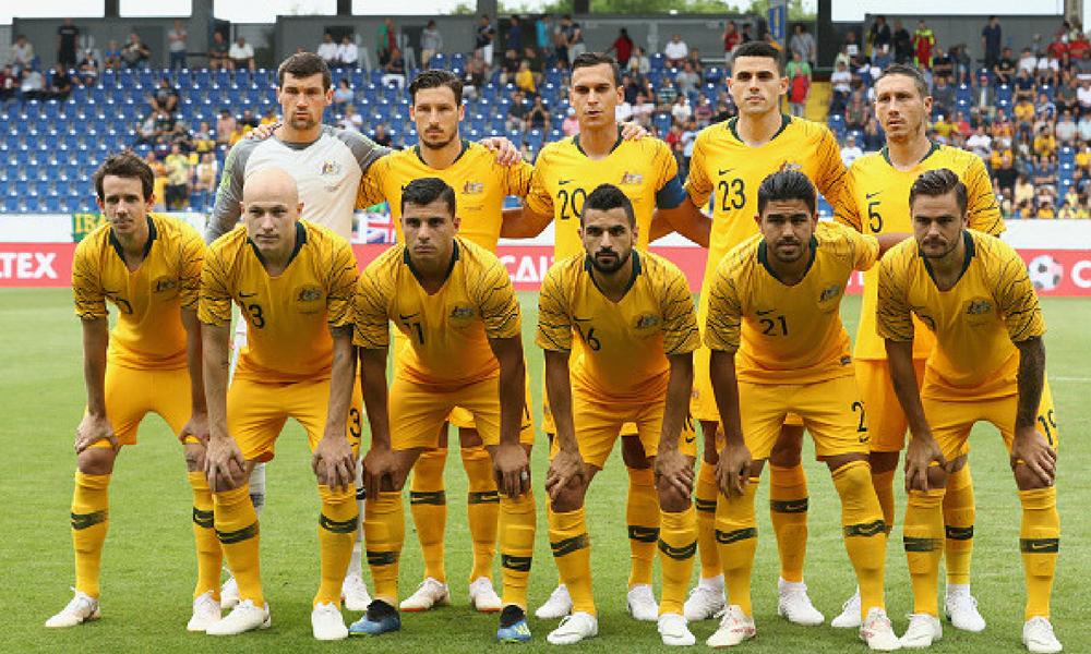 Australia reveló su lista definitiva para el Mundial.