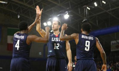 selección de baloncesto de EE UU