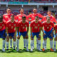 Costa Rica goleó a Irlanda del Norte.