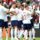 Inglaterra derrotó a Nigeria en Wembley.