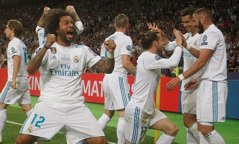 El Real Madrid jugará en México