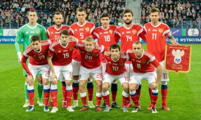 Rusia anunció su lista para el Mundial.