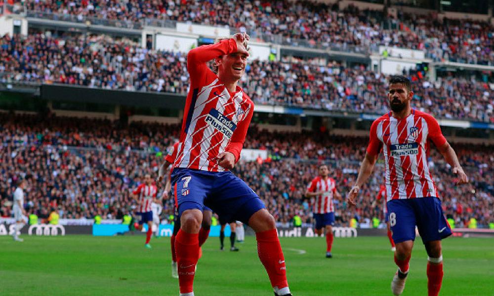 Griezmann se queda en el Atlético de Madrid
