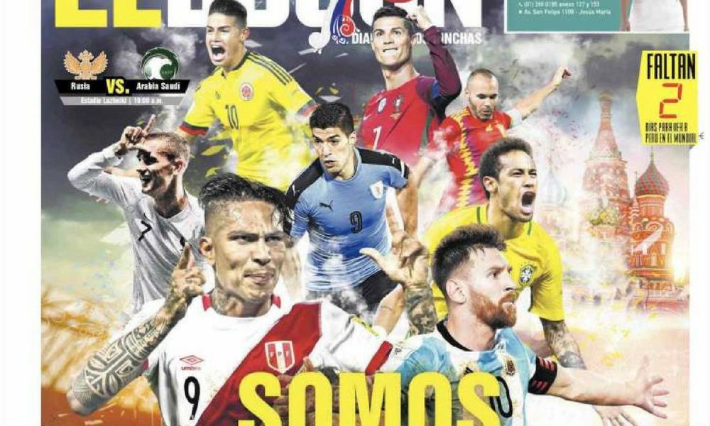 diarios deportivos del 14 de junio de 2018