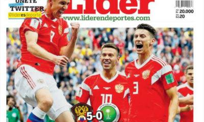 diarios deportivos del 15 de junio de 2018