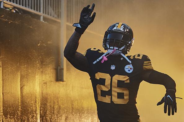 Esta sería la última temporada de Le'Veon Bell con los Steelers