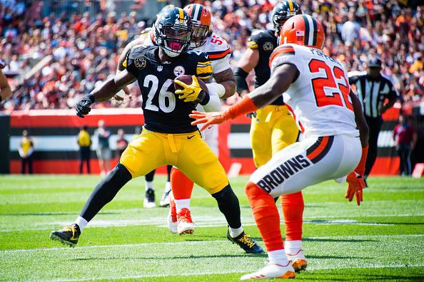 Bell y Steelers no logran pactar acuerdo a largo plazo