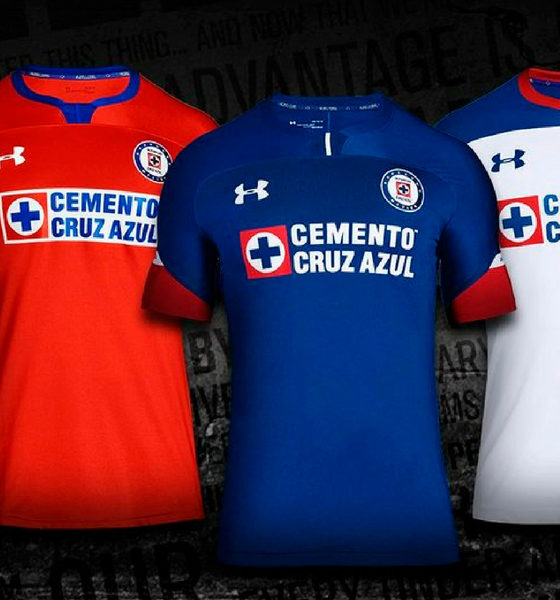 Cruz Azul presentó su nuevo uniforme