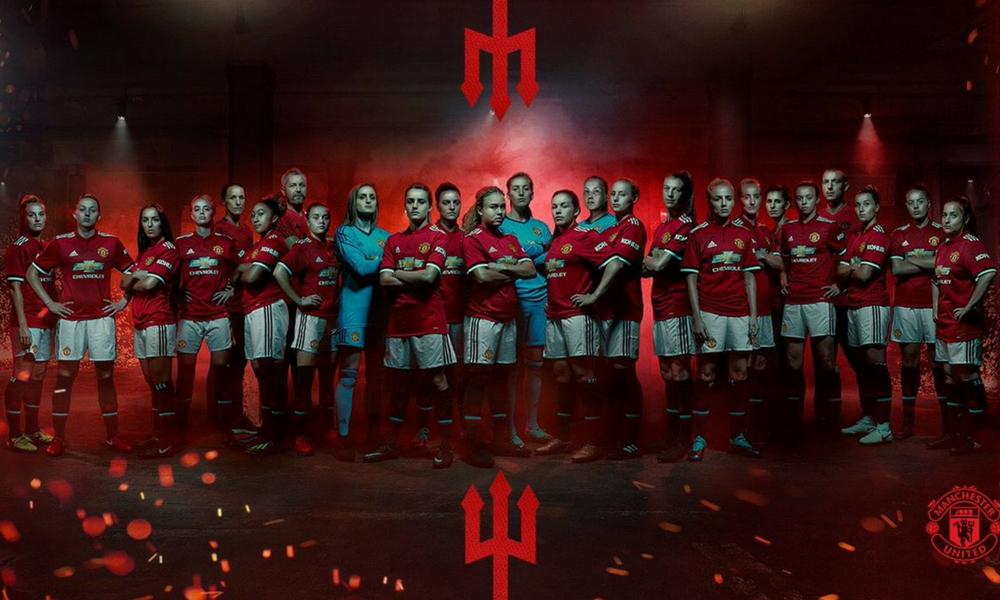 Manchester United anunció la creación de su equipo femenil