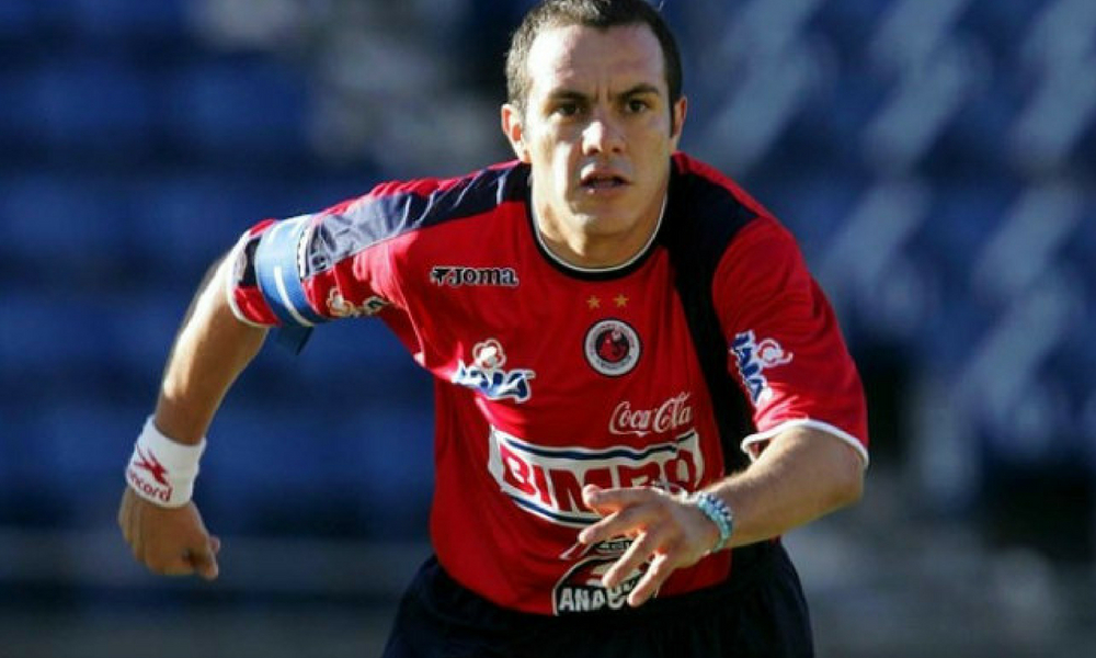 Cuauhtémoc Blanco fue el capitán de los Tiburones en el Apertura 2004