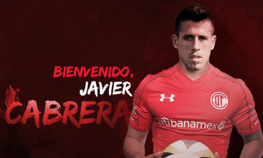 El charrúa prácticamente no apareció en el equipo de Toluca