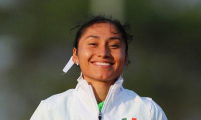 Lupita González la mejor atleta de México