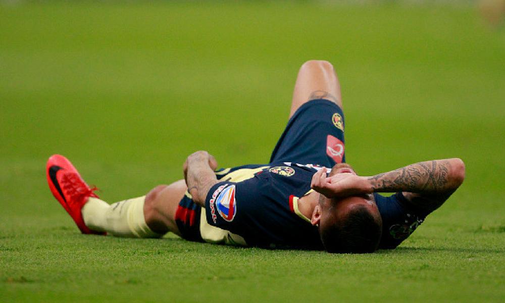 Lamentable noticia, Jérémy Ménez sufrió una lesión de cara al ...