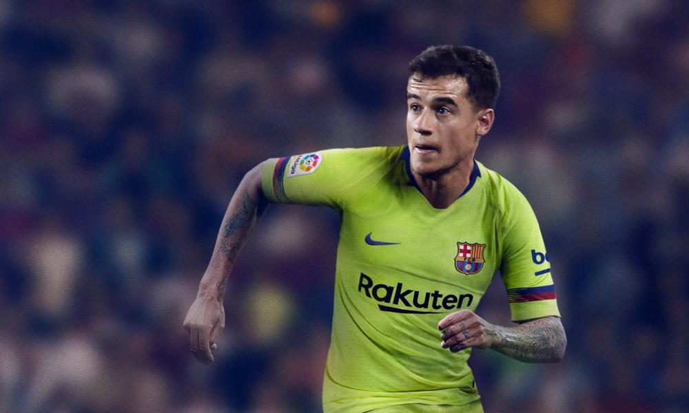 Barcelona reveló su uniforme de visitante para la siguiente temporada dd69114a43b18