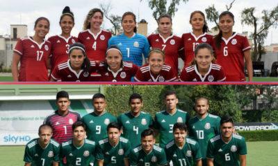 Selecciones Mexicanas de futbol en Barranquilla