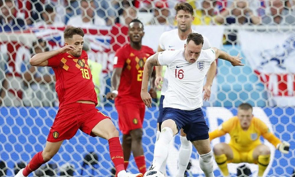 Bélgica e Inglaterra