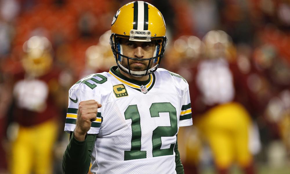 Aaron Rodgers será el quarterback mejor pagado