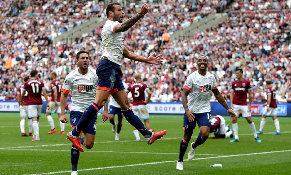 Bournemouth se llevó la victoria