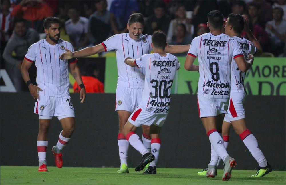 Chivas avanzó a Octavos en la Copa
