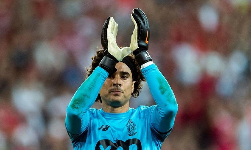 Ochoa se quedó sin Champions