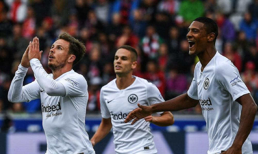 Eintracht Frankfurt venció Friburgo
