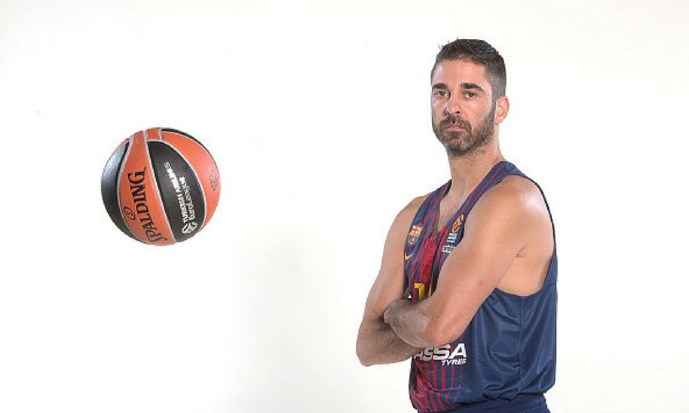 Juan Carlos Navarro anunció su retiro