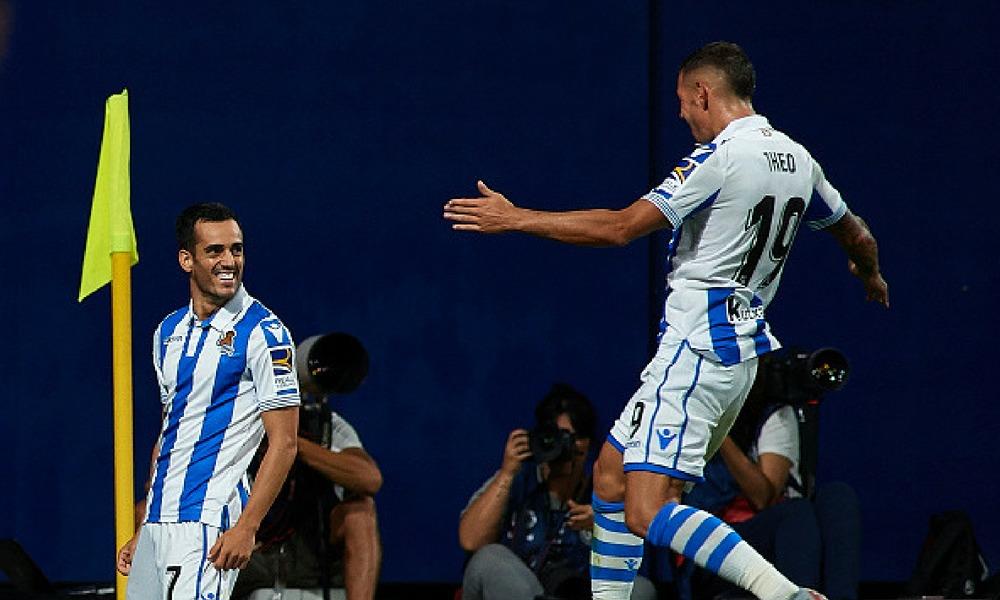 Real Sociedad venció al Villarreal