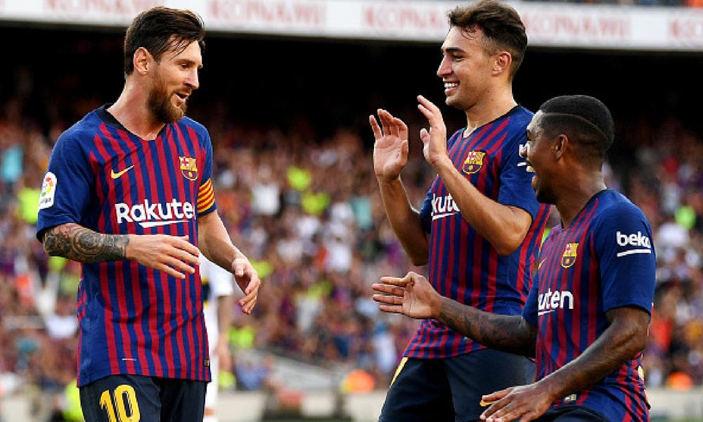 El Barcelona derrotó a Boca Juniors