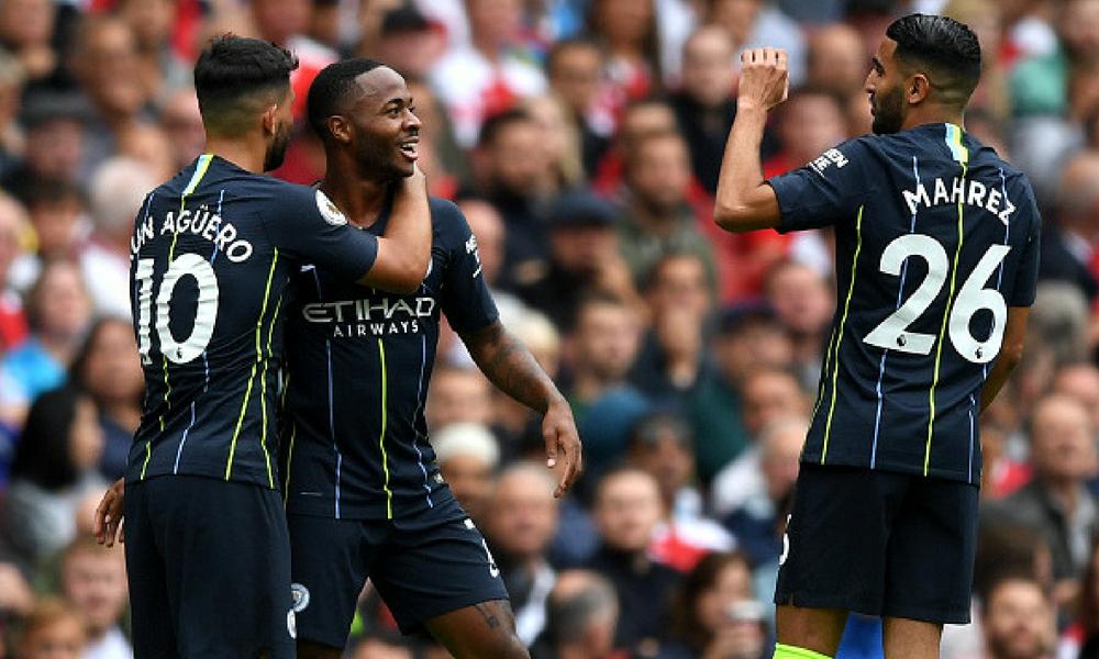Manchester City venció al Arsenal