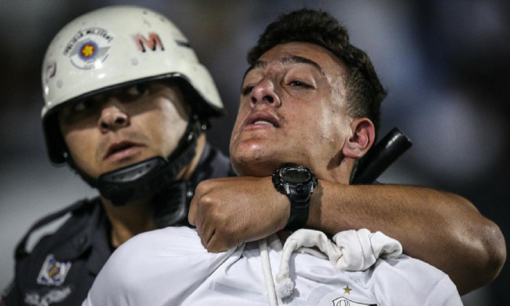 El futbol fue opacado por incidentes