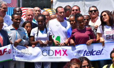 Etiqueta Oro, meta de Indeporte tras Maratón