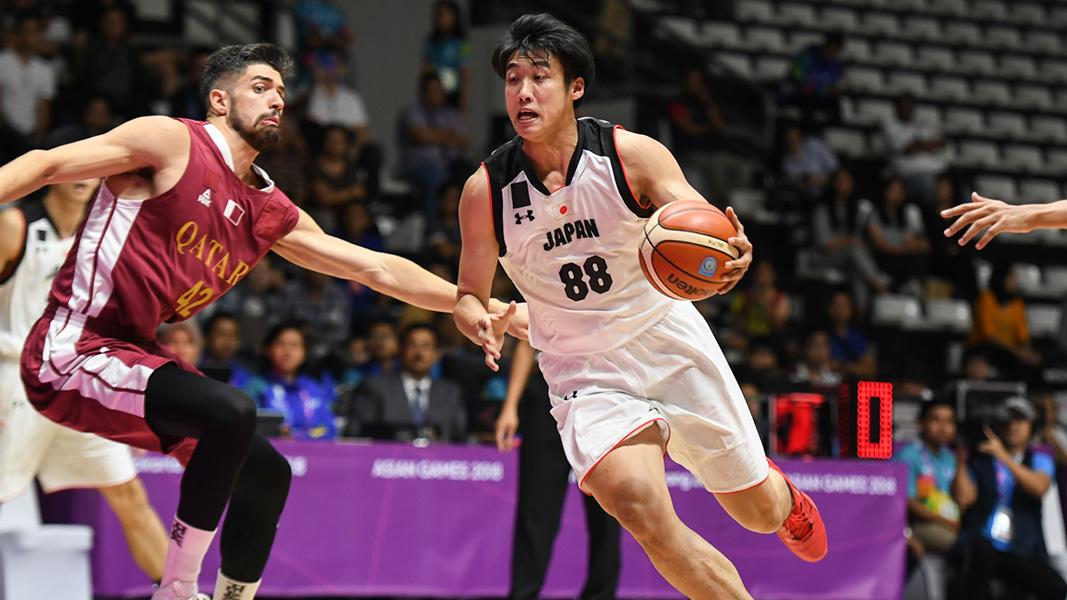 Japón expulsó jugadores de basquetbol