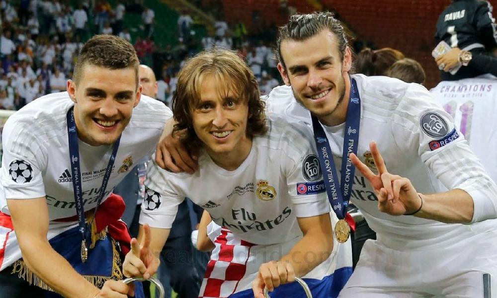 jugador del Real Madrid se negó a entrenar