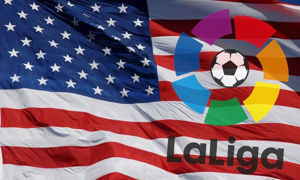LaLiga presentará partidos en Estados Unidos