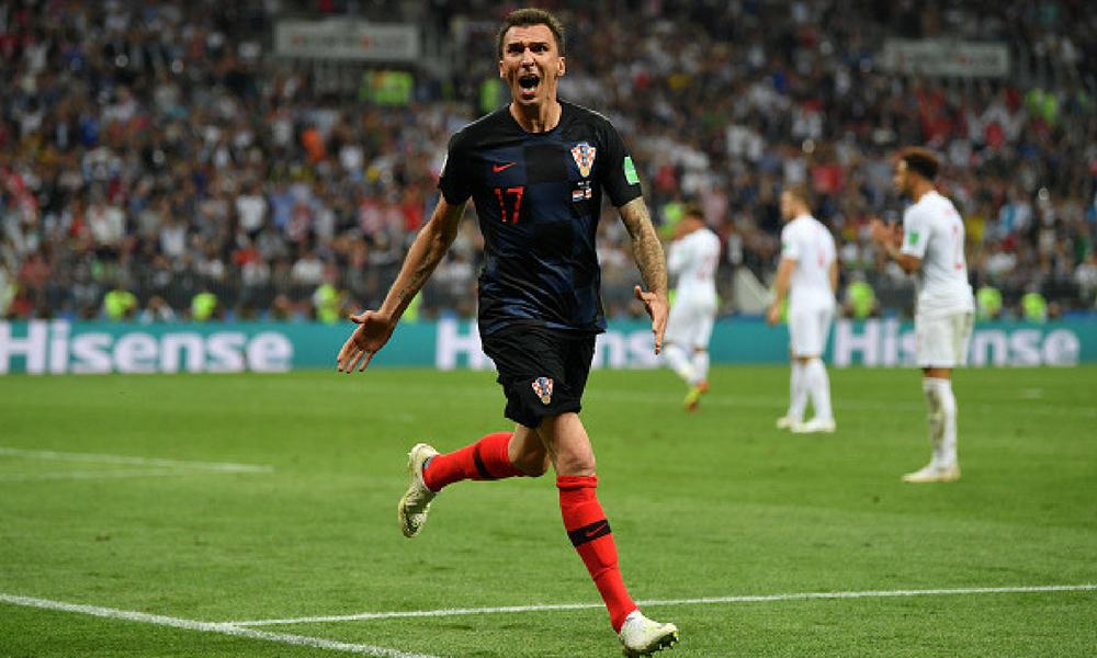 Mandzukic anunció su retiro de la Selección de Croacia