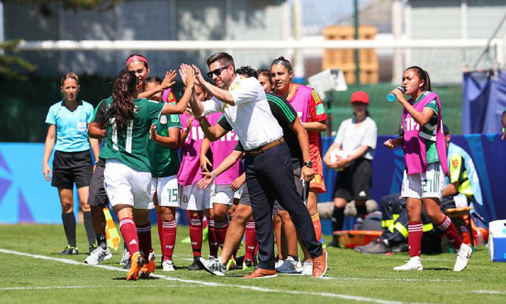 México derrotó a Brasil