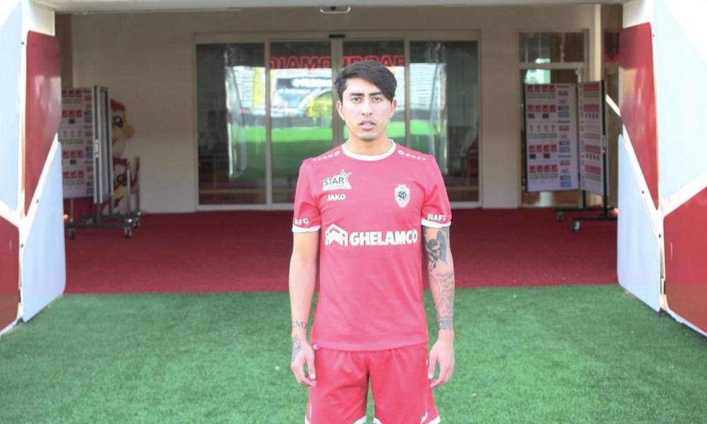 Omar Govea seguirá jugando en Bélgica