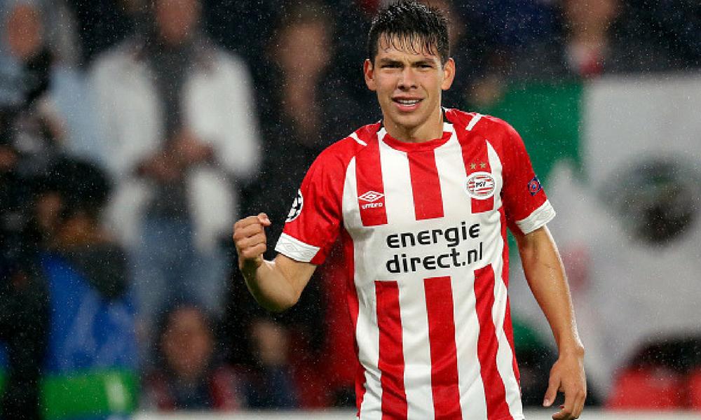 PSV clasificó a fase de grupos de la Champions League