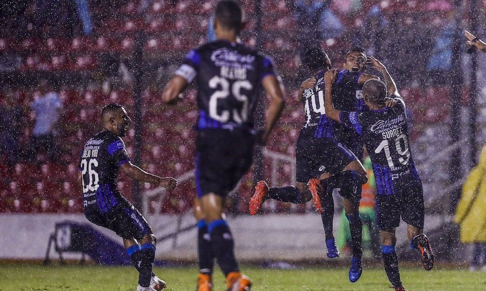 Querétaro derrotó a León y aspira a 8vos