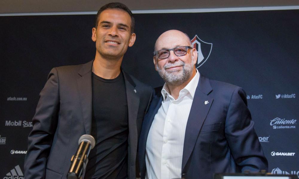 Rafael Márquez vivirá su primer clásico tapatío