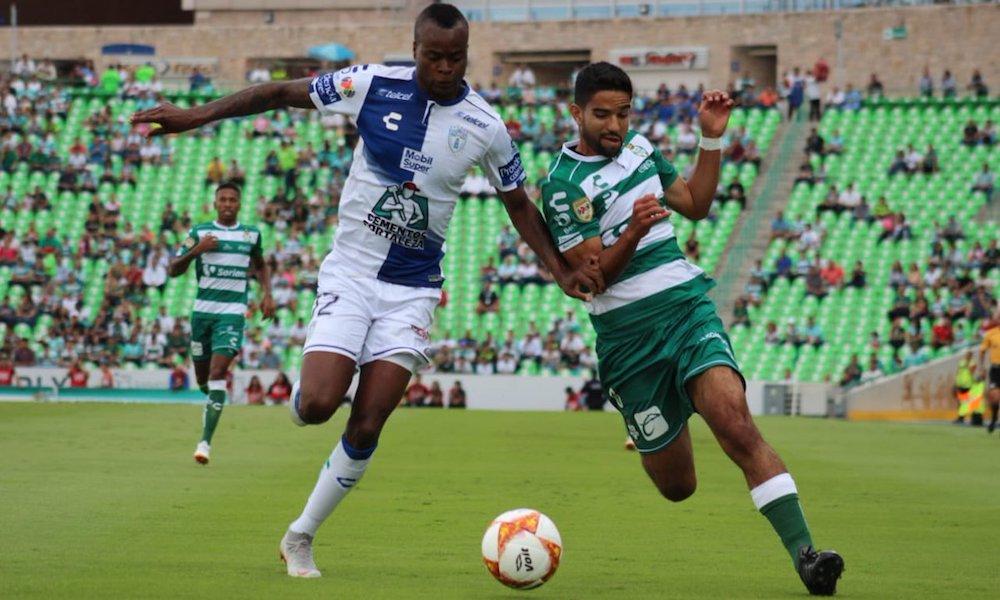 Santos se despidió de la Copa MX