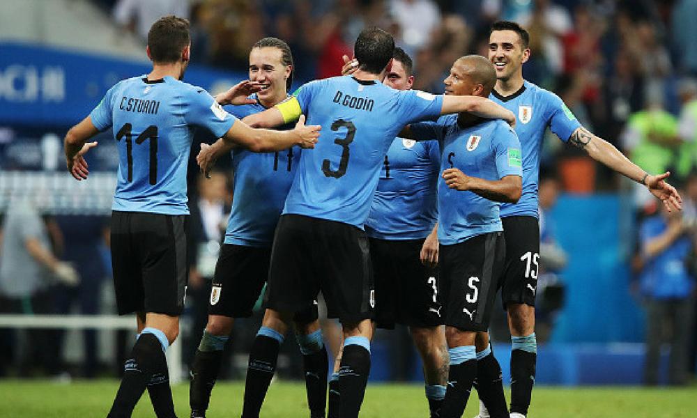 Uruguay reveló su lista para enfrentar a México