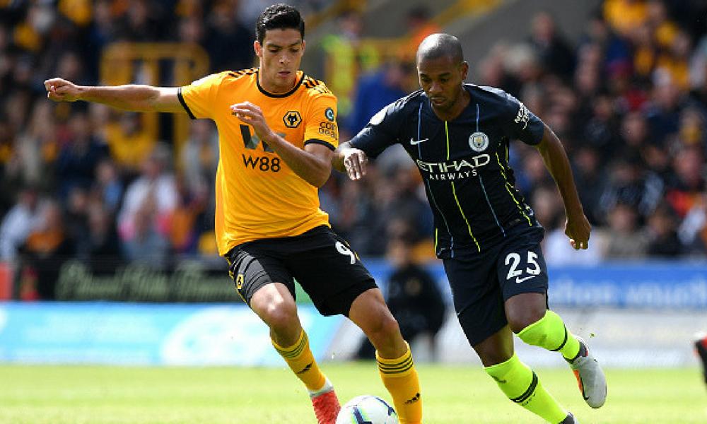 Wolverhampton le arrebató un punto al Manchester City