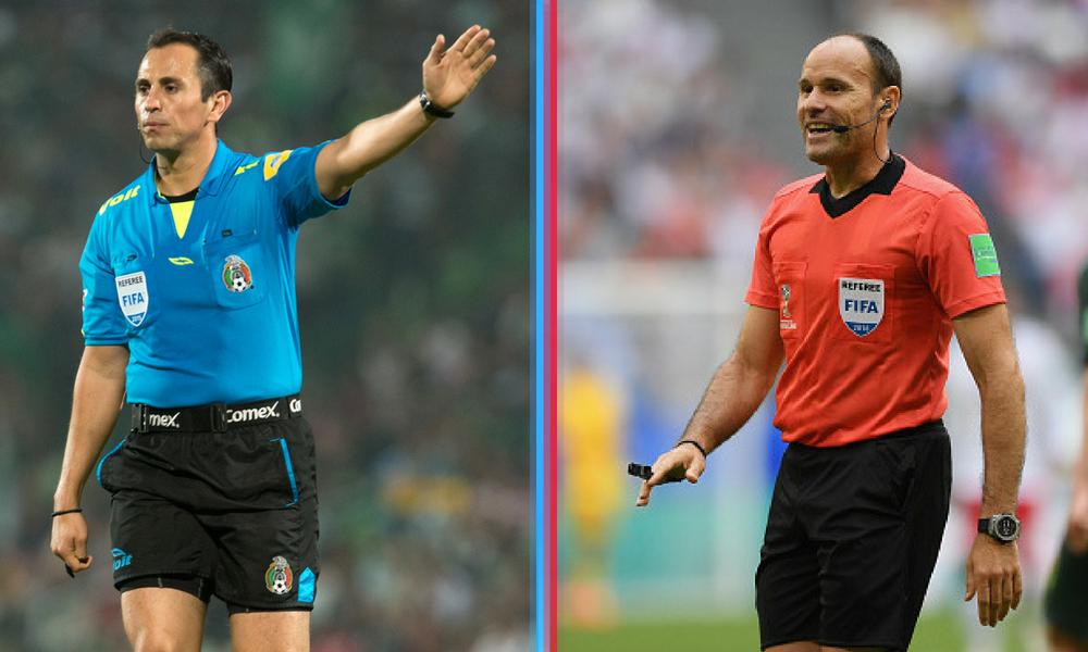 Comparativa salarial entre los árbitros españoles y mexicanos