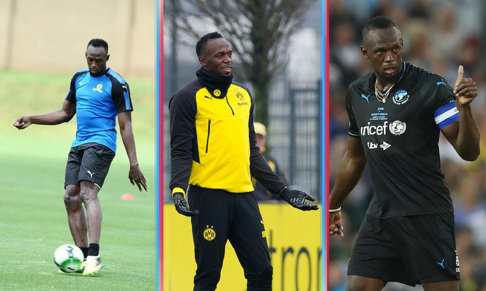 Usain Bolt entrenará en Australia