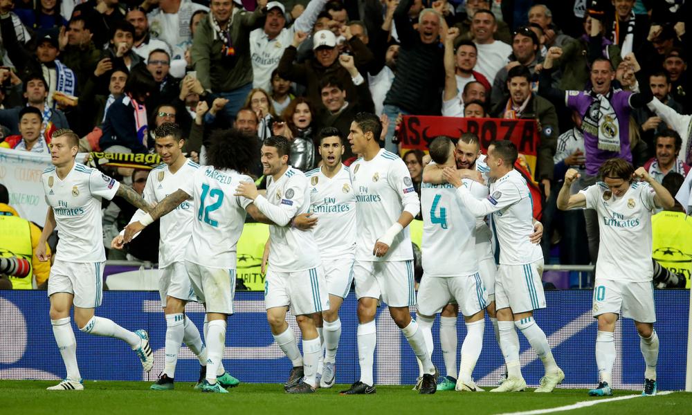 Otra estrella abandonó al Real Madrid